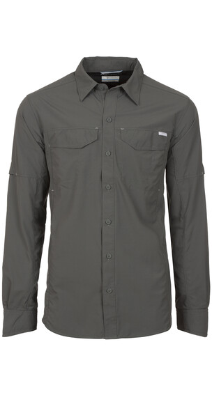 Columbia Silver Ridge Long Sleeve Shirt Men grill
